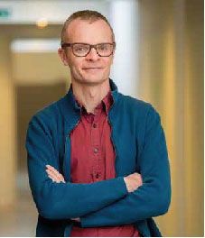 Hans Neefs, expert Kankerzorg